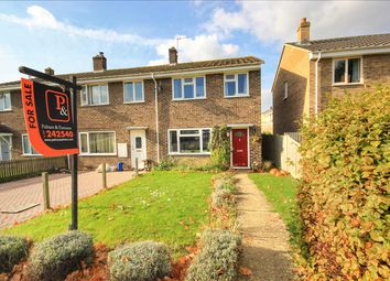 Thumbnail 3 bed end terrace house for sale in Swan Street, Boxford, Sudbury
