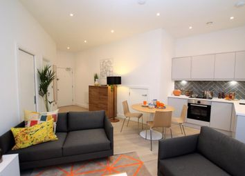 Thumbnail 2 bed flat for sale in Carey Road, Wokingham