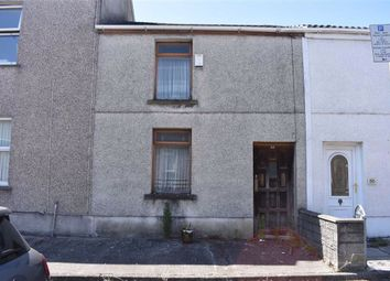Thumbnail 1 bed terraced house for sale in Glantawe Street, Swansea