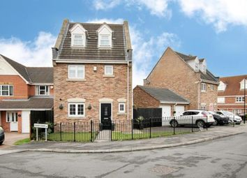 Thumbnail 4 bedroom detached house for sale in Prominence Way, Woodlaithes Village, Rotherham