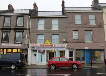 Thumbnail Commercial property for sale in Albert Road, Stoke, Plymouth