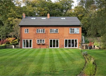 Thumbnail 5 bed detached house for sale in Vale Royal Drive, Northwich