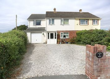 Thumbnail 4 bedroom semi-detached house for sale in Dunstone Drive, Plymstock, Plymouth