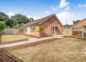 Thumbnail 2 bed bungalow to rent in Horstead, Norwich