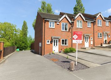 Thumbnail 3 bed town house for sale in East Street, Doe Lea, Chesterfield