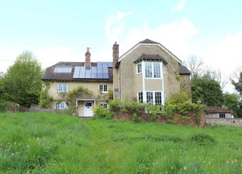 Thumbnail 4 bed detached house for sale in Crossways, Kintbury