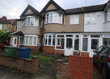 Thumbnail 3 bed terraced house for sale in Lynton Road, Harrow