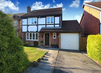 Thumbnail 4 bedroom detached house for sale in Foxleigh Chase, Horsham