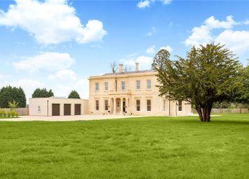 Thumbnail 6 bedroom detached house for sale in Crookham Hill, Crookham Common, Thatcham, Berkshire