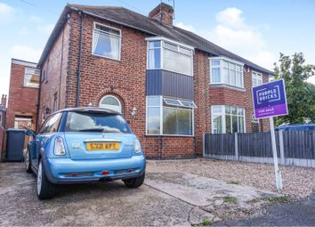 4 bed semi-detached house for sale in Gwenbrook Road, Chilwell NG9