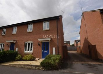 Thumbnail 3 bed property for sale in Vanessa Drive, Gainsborough