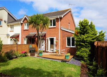 Thumbnail 3 bed end terrace house for sale in Little Week Road, Dawlish