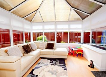 Thumbnail 4 bed detached house for sale in Fyne Crescent, Larkhall