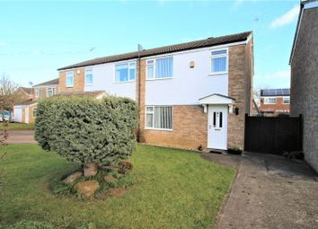 Thumbnail 3 bed semi-detached house for sale in Elton Road, Banbury