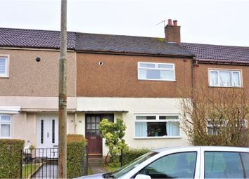 Thumbnail 2 bed terraced house for sale in Kiniver Drive, Glasgow