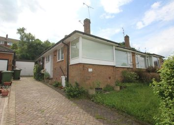 Thumbnail 2 bed semi-detached bungalow for sale in Moseley Wood Gardens, Cookridge