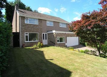 Thumbnail 5 bed detached house for sale in Ty-Mynydd Close, Radyr, Cardiff