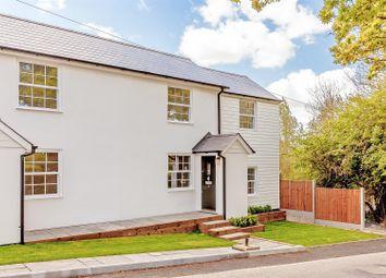 Thumbnail 3 bed semi-detached house for sale in Ivy Barn Lane, Margaretting, Ingatestone