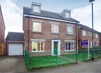 Thumbnail 5 bed detached house for sale in Teeswater, Darlington