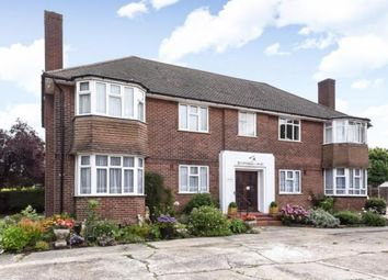 Thumbnail 2 bed flat for sale in Devonshire Court, Wickham Road, Shirley, Croydon