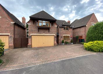 Thumbnail 4 bed detached house for sale in Acorn Close, Rogerstone, Newport