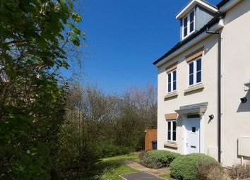 Thumbnail 4 bed end terrace house for sale in Lower Trindle Close, Chudleigh, Newton Abbot
