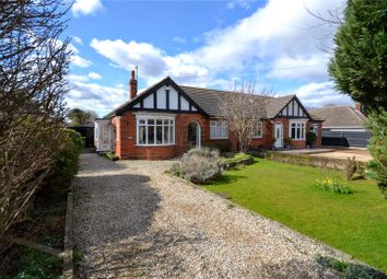 Thumbnail 3 bed bungalow for sale in Church Avenue, Humberston