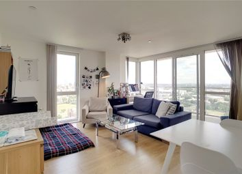 Thumbnail 1 bedroom flat to rent in Panoramic Tower, 6 Hay Currie Street, London