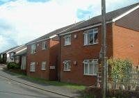 Thumbnail 1 bed property to rent in Uffculme Court, Ashley Road, Uffculme