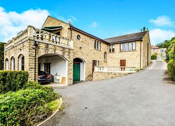 Thumbnail 4 bedroom detached house for sale in Woodsome Drive, Fenay Bridge, Huddersfield