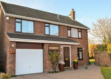 Thumbnail 5 bed detached house for sale in Croft Close, Thame