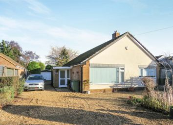 Thumbnail 3 bed detached bungalow for sale in Farcet Road, Pondersbridge, Ramsey, Huntingdon