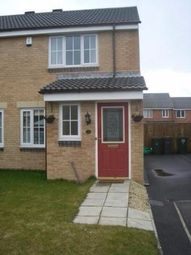 Thumbnail 2 bed semi-detached house to rent in Lime Vale Way, Bradford