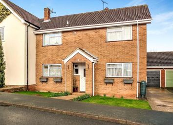 Thumbnail 3 bed semi-detached house for sale in Fryth Close, Haverhill, Suffolk