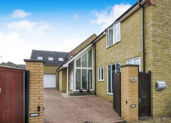Thumbnail 4 bed detached house for sale in Newtown Road, Ramsey, Huntingdon