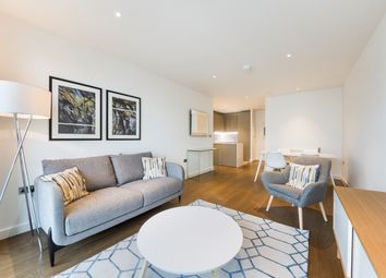 Thumbnail 2 bed flat to rent in North West Village, Wembley Park, Wembley