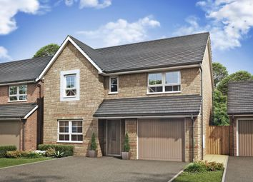 "Thumbnail 4 bedroom detached house for sale in ""Hemsworth"" at Marsh Lane, Leonard Stanley, Stonehouse"