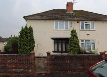 Thumbnail 1 bed flat for sale in Craydon Road, Stockwood, Bristol