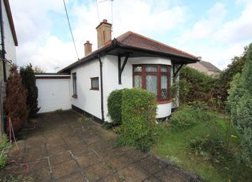 Thumbnail 2 bed detached bungalow for sale in Spencer Road, Benfleet
