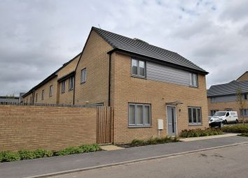 Thumbnail 3 bedroom end terrace house for sale in Hazel Mead, Dunstable