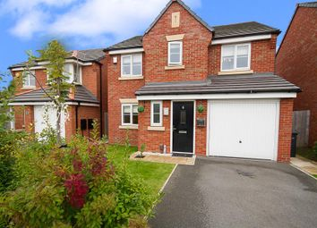 Thumbnail 4 bed detached house for sale in Marchmont Drive, Crosby