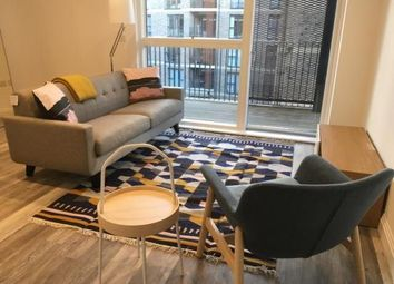 Thumbnail 1 bed flat to rent in Emperor Apartments, 3 Scena Way, London