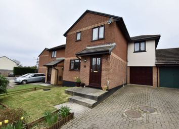 Thumbnail 4 bed semi-detached house for sale in Parcandowr, Grampound Road