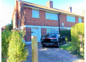 Thumbnail 3 bed semi-detached house for sale in Leaside Way Bassett Green, Southampton