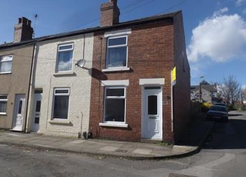 Thumbnail 2 bed end terrace house for sale in Gladstone Street, Mansfield Woodhouse, Mansfield, Nottinghamshire