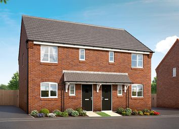 "Thumbnail 3 bed property for sale in ""The Cornflower"" at Mooracre Lane, Bolsover, Chesterfield"