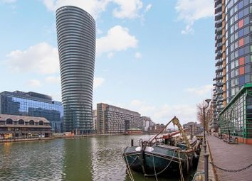 Thumbnail 3 bed flat for sale in Arena Tower, Canary Wharf