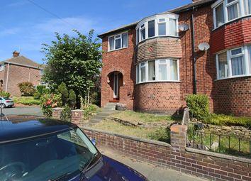 Thumbnail 3 bed semi-detached house for sale in Killingworth Drive, High Barnes, Sunderland