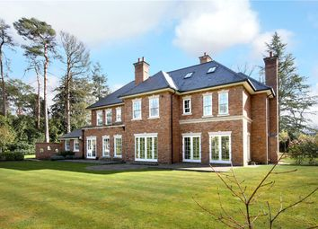 Thumbnail 7 bed detached house for sale in Heathfield Avenue, Sunninghill