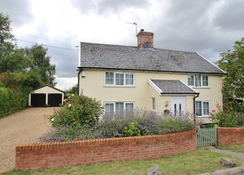 Thumbnail 3 bed detached house for sale in Great Finborough, Stowmarket